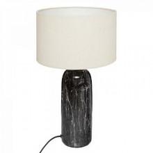 Lampă ceramică , alb si negru PM1732563