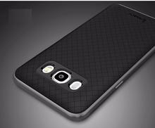 Husa Samsung Galaxy J5 (2017) Spate Grey Bumper Premium