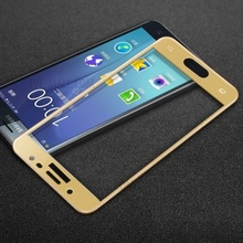 Folie Samsung A5 (2017) Folie 3D Tempered Glass Gold