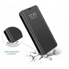 Husa Samsung Galaxy S8 Flip Book Cover Clear View Black