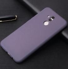 Husa Huawei Mate 20 LITE Albastra Deschis din Silicon Premium Ultra Soft