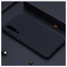 Husa Huawei Mate P30 Neagra din Silicon Premium Ultra Soft