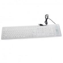 Tastatură din silicon USB fără zgomot, PM59074513109843
