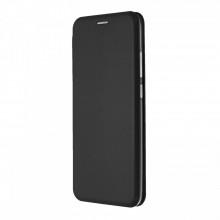 Husa Samsung A02S - Flip Magnet Book Type - Black, A02-M5-V1
