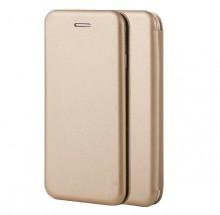 Husa Samsung Galaxy A50 | A50s | A30s Flip Book Cover Cu Magnet Gold