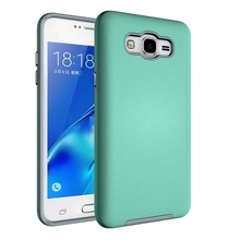 Husa Samsung Galaxy J7 (2016) Antisoc Si Anti Alunecare Verde Deschis