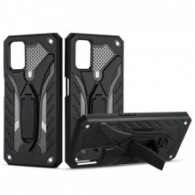 Husa Samsung Galaxy S20 - Military Defender Antisoc cu Suport Wide - Black