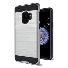 Husa Samsung Galaxy S9 Antisoc Gri Dublu Strat