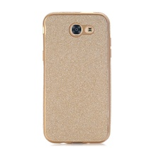 Samsung Galaxy J3 PRIME - Husa Silicon Luxury Rose Gold