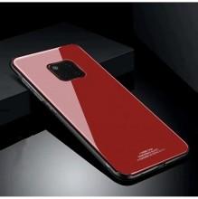 Husa Huawei Mate 20 PRO Glass Case Rosie