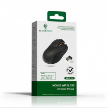 Mouse wireless Saatchitech ST-902, negru