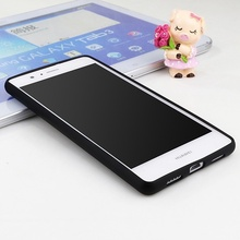 Husa Huawei P9 LITE TPU Neagra Premium