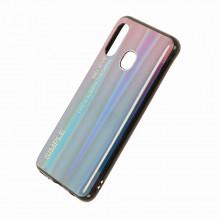 Husa Samsung Galaxy A40 - Husa Gradient Aurora Colorful - Caramiziu