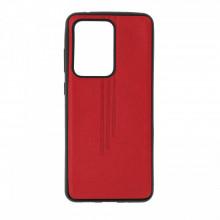 Husa Samsung Galaxy S20 5G, spate, rosu, S205G-M6-V3
