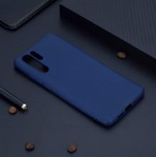 Husa Huawei P30 Pro Albastra din Silicon Premium Ultra Soft