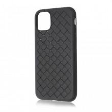 Husa iPhone 11 Neagra Flexibila din Silicon
