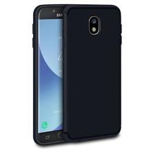 Husa Samsung Galaxy J5 (2017) De Protectie Bleumarin Flexibila
