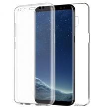 Samsung Galaxy S9 - Husa Fata-Spate Transparenta 360 Full
