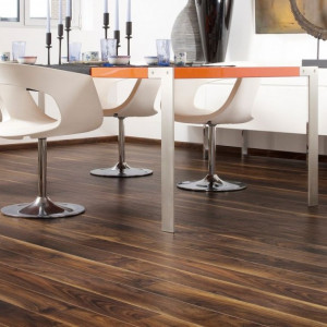 PISO LAMINADO STRETTO BLACK WALNUT