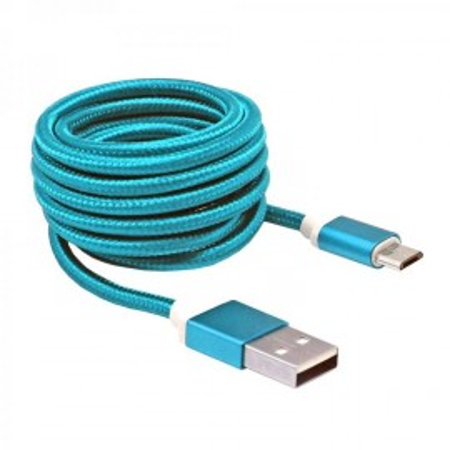S BOX USB A MICRO B 1.5m BL