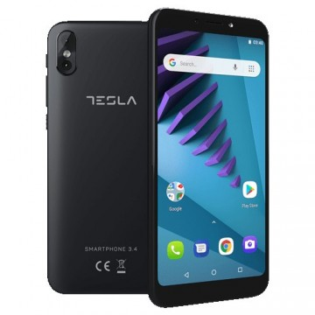 Tesla Smartphone 3.4 black