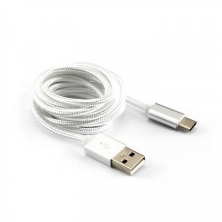 S BOX kabl USB A type C FR WH