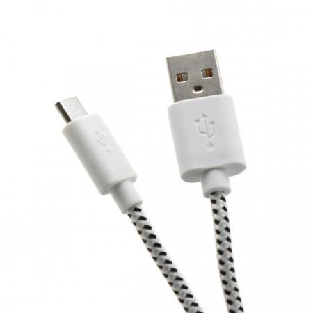 S BOX USB MICRO WHITE 1m