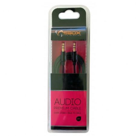 S BOX PREMIUM AUDIO 3.5mm MM
