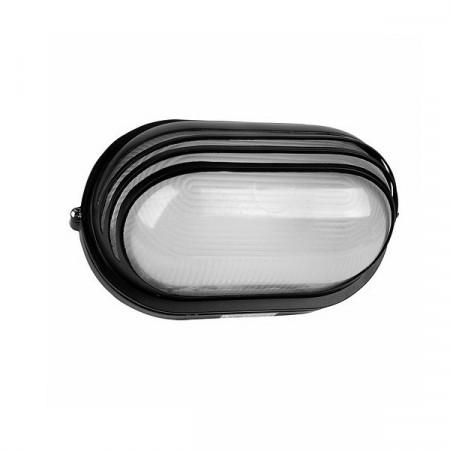 ZIDNA AL LAMPA 232 CRNA/IP54/E