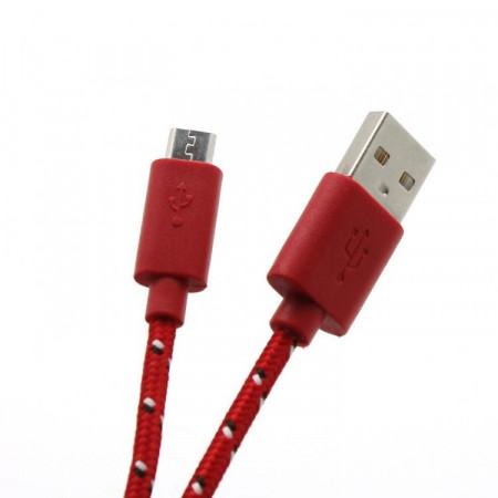 S BOX USB MICRO RED 1m