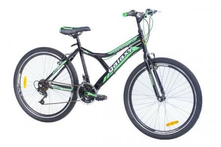 Favorit CASPER 26 crna zelena
