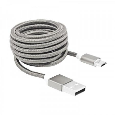 S BOX USB A MICRO B 1.5m W
