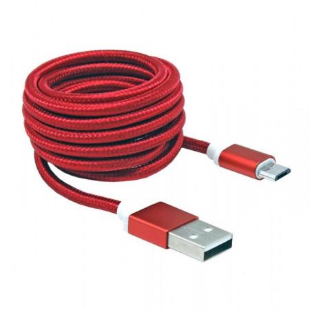S BOX USB A MICRO B 1.5m R