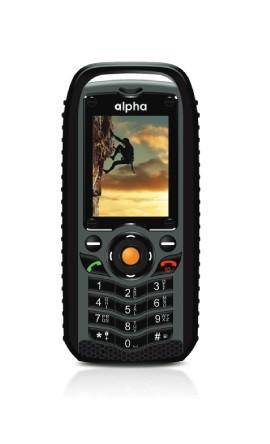 Alpha R1 black