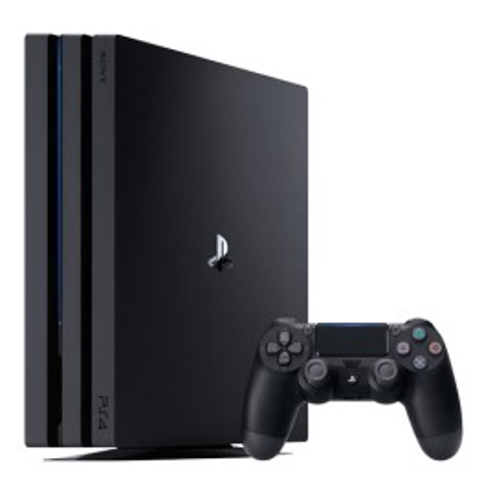 Sony Play Station 4 1TB Pro