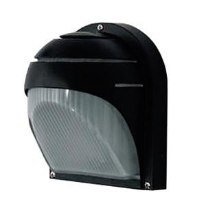 AL LAMPA ETTO 160 CRNA/IP54/E2