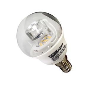LED P45/5W/E14/4000K/470LM/360