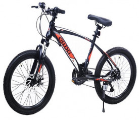Winner Bike CUBO RAPPER 20 red