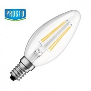 Prosto LED LS C35F WW E14/4