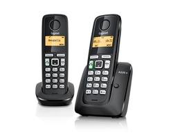 Siemens A 220A duo black