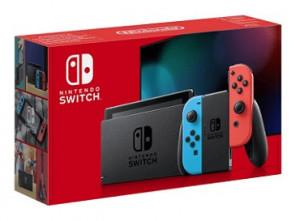 Nitendo Switch konzola crv plv