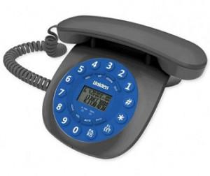 Uniden CE6601 blue