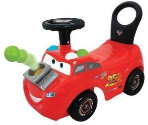 Guralica Cars sa lopticama