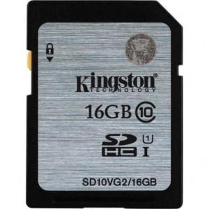 Kingston SD 10VG2 16GB