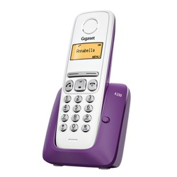 Siemens A230 purple
