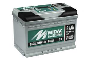 Midac Sigillum 82AH D+