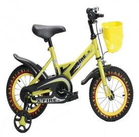 Winner Bike X FIRE 12 yellow