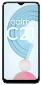 Realme C21 64GB DS plavi