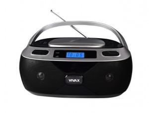 Vivax APM 1040 silver