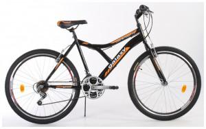 Favorit CASPER 26 crna orange